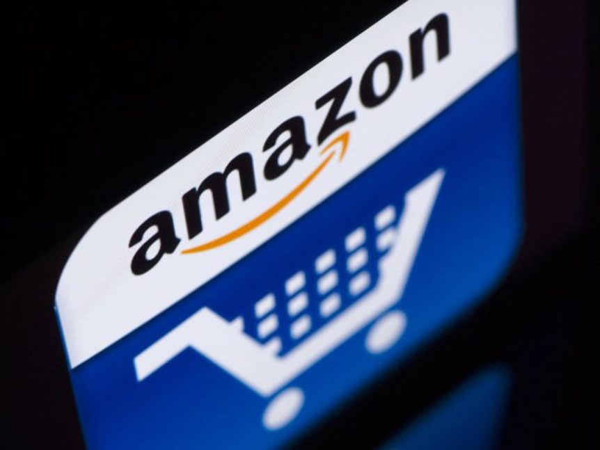 Amazon Logo AFP