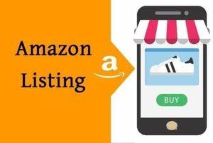 Reinstate Amazon Listing